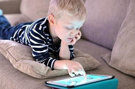 For meget fjernsyn, giver børnene problemer
