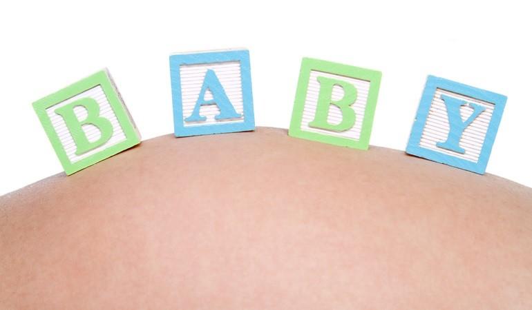 Vær opmærksom på udflåddet efter fødslen