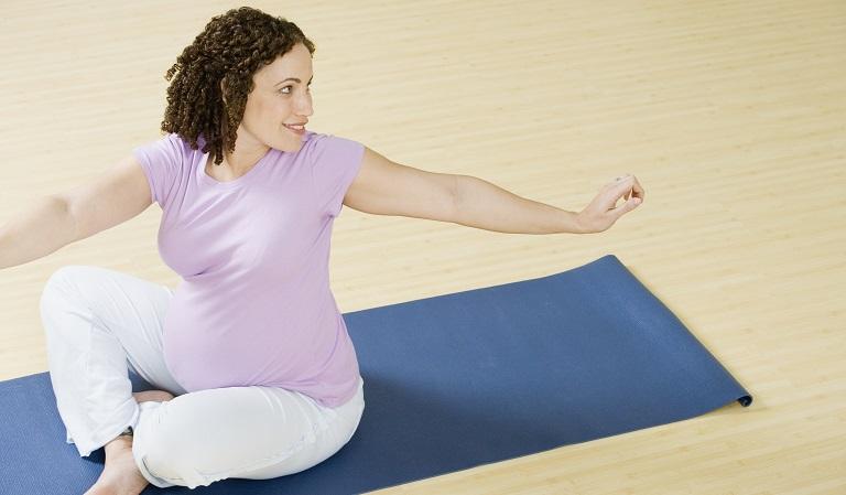 Graviditet og motion