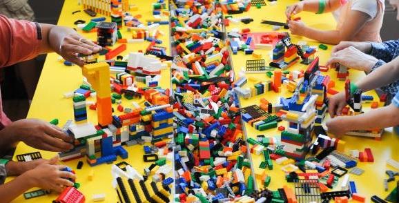 Legetøj som fremmer kreativiteten