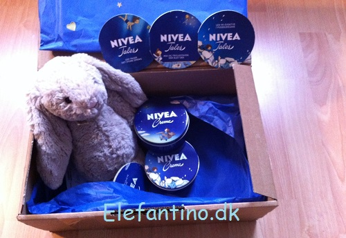 NIVEA Creme i nye eventyrlige særudgaver