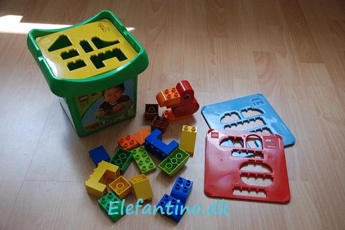 LEGO DUPLO Kreativ sorteringskasse