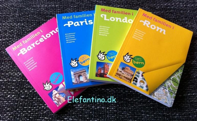 Politiken's rejsebøger – Med familien i…