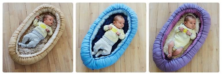 Den trygge babynest