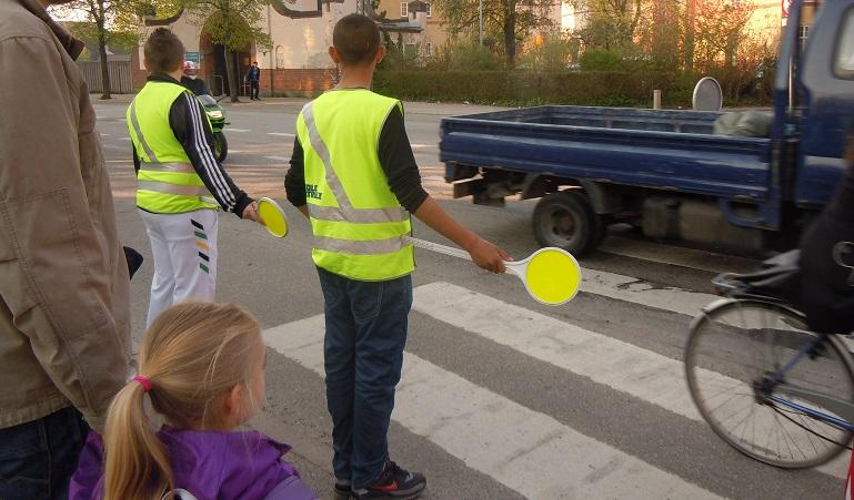 Gør dit barn trafiksikker i sommerferien