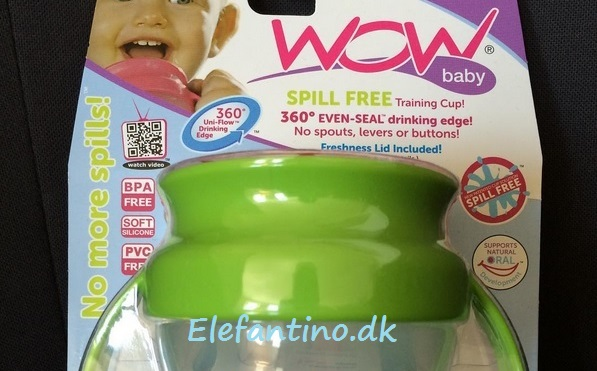 Nu også WOW Cup til baby