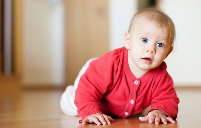 Baby – 7 måneder