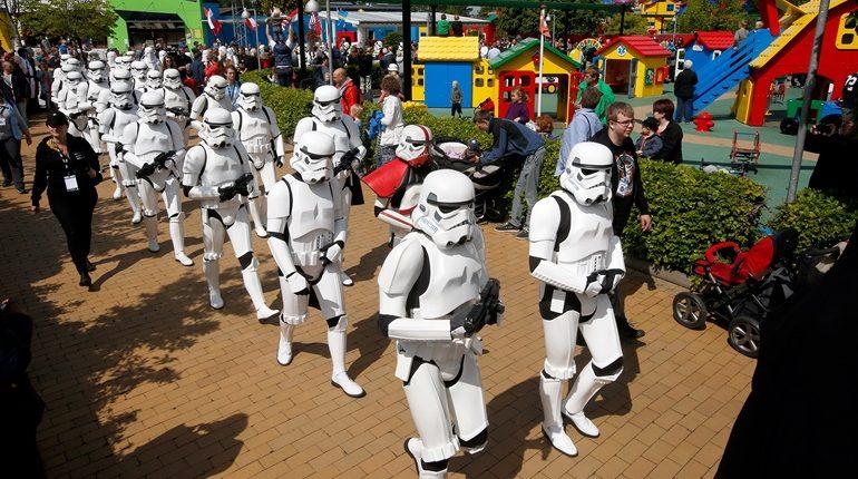 Oplev Star Wars dage i LEGOLAND