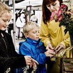 Torvehallerne holder torvedag for børn