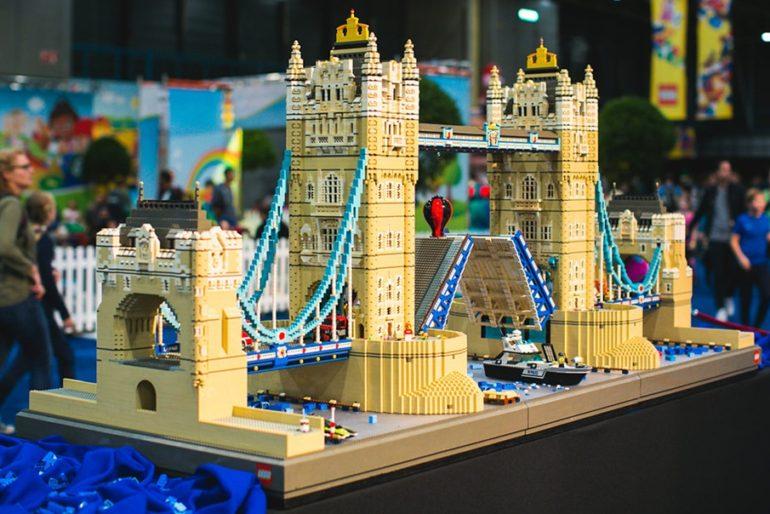 Tid til LEGO World 2019