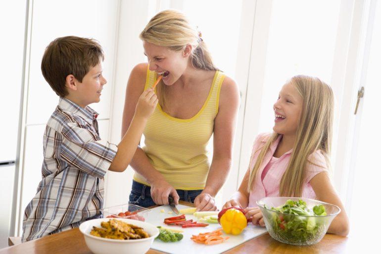 Gør madlavningen nemmere