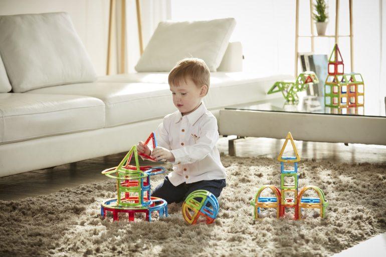 Legetøj er godt mod stress hos børn
