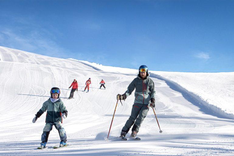Børnene bestemmer skisportstederne
